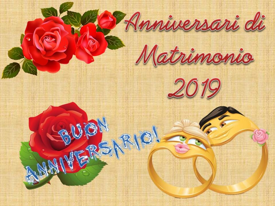 Anniversario Matrimonio Messa.Anniversari Di Matrimonio 2019 Parrocchia Ponte San Maurizio